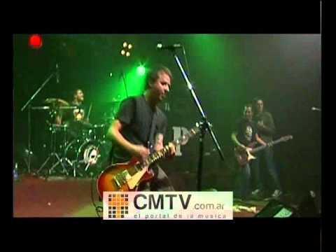 Cadena Perpetua video Malas costumbres - CM Vivo 06/05/2009
