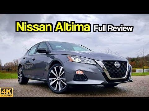 External Review Video f1tgOw-ZU-A for Nissan Altima (6th gen)