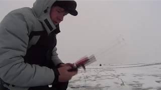 Удочка для зимней рыбалки rapala