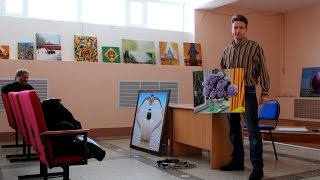 """Подготовка к выставке """"VIVA ШАХАН"""" Андрей Перминов"""