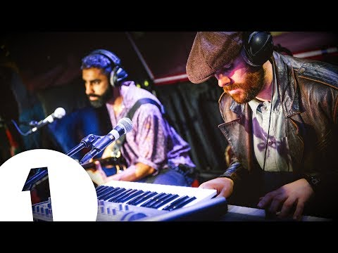 Rudimental - Teardrops ft Bridget (Womack & Womack cover) in the Live Lounge