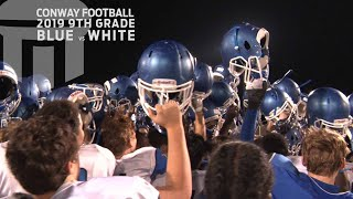 Conway Blue & White Game 2019