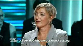 """Fils de...!"" La semaine mythomane de Nicolas Bedos (Semaine critique !) 10/09/2010"
