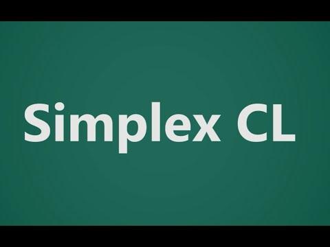 Simplex CL