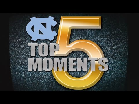Video: UNC's Top 5 Moments of the 2014-15 Season