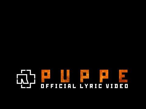 Rammstein - Puppe (Official Lyric Video)