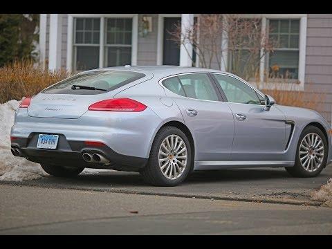 Porsche Panamera 4S 2014 model 970 review