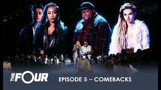 """Diddy"" Welcomes The Comeback Artists! Zhavia, Ash, Candice & Saeed 