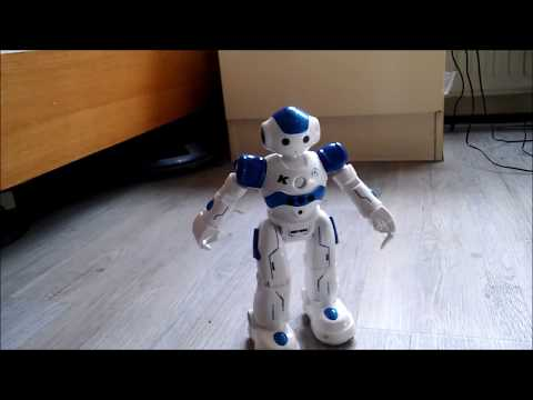 JJRC R2 Cady Dancing Gesture Control Robot Toy