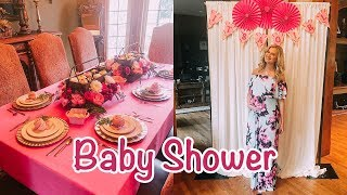 Beautiful Baby Girl Baby Shower | Baby Shower Ideas