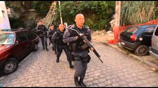 BRAZIL FAVELA SHOOTING