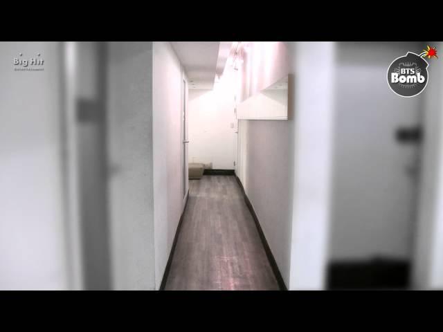 [BANGTAN BOMB] Runway in the night - BTS (방탄소년단)