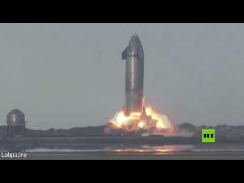 العرب اليوم - شاهد:لقطات جديدة لانفجار المركبة الفضائية