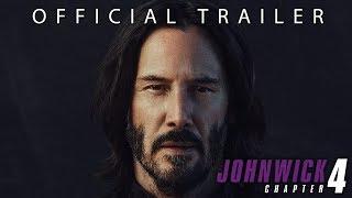 JOHN WICK Chapter 4: Resurrection - Trailer #1  | (2021) Keanu Reeves | Teaser Concept
