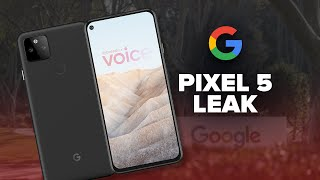 Google's next Pixel leaked?