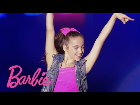 Kaycee Rice at Barbie Rock 'n Royals Concert Experience | Barbie