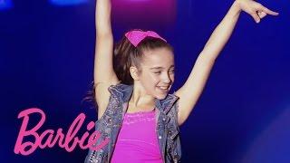 Kaycee Rice at Barbie Rock 'n Royals Concert Experience   Barbie