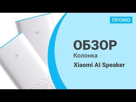 Колонка Xiaomi AI Speaker