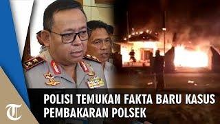 Insiden Pembakaran Polsek Tambelangan, Polisi Temukan Fakta Baru