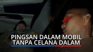 Pasangan ASN Tanpa Celana Dalam Pingsan dalam Mobil, Diduga Keracunan Karbondioksida