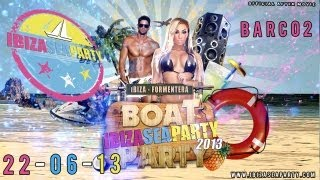 Ibiza Sea Party  220613  The Best Ibiza Boat Party Boat 2