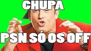 """"""" Arnaldo dk , voce é nosso ..CHUPA PSN SÓ OS OFF """" Xizão no peito ! #SQN"""