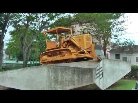 Tren Blindado/Armored Train is national memorial located near the depot of Santa Clara station Cuba