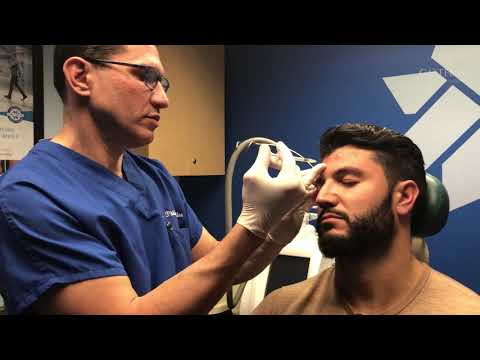 Brotox Facial Wrinkle Treatment with Dr. Miller
