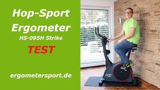 Hop-Sport Ergometer HS-095H im Test