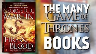 Understanding the Many Game of Thrones Books