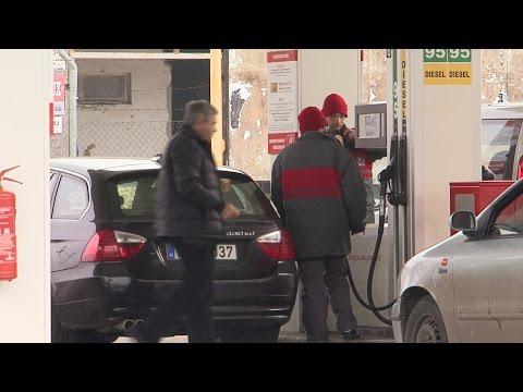 Die Preise für das Benzin in groß nowgorod