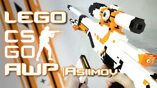 Counter-Strike: Global Offensive: LEGO AWP | Asiimov