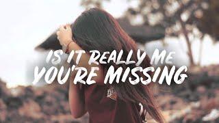 Nina Nesbitt   Is It Really Me You're Missing (Lyric Video)