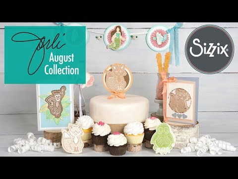 Go Wild For These Delightful Creatures by Jorli Perine! | Sizzix