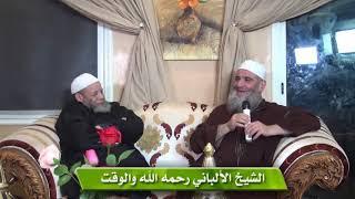 الشيخ مشهور حسن آل سلمان الإمام الألباني رحمه الله و حرصه على الوقت