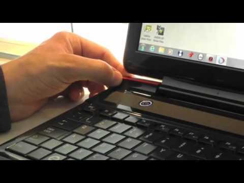 Toshiba Qosmio F750 [Glasses-free 3D[Hands-on][HD]