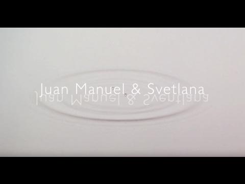 Videoclip Svetlana + Juanma