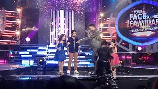 LASA (Lyca & Sam) Appearance on YFSF ALL-STAR REUNION SPECIAL