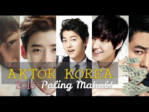 12 aktor korea termahal 2016   menyambut 2017