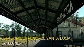 LA ESTACIÓN DE TRENES DE SANTA LUCÍA