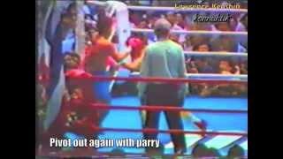 Samart Payakaroon: Turning Tactics
