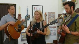Aoife ODonovan Chris Eldridge & Julian Lage  Good Intentions Paving Company  Fretboard Journal