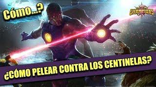 Cómo...? - ¿Como Pelear Contra los Centinelas? Marvel Contest Of Champions