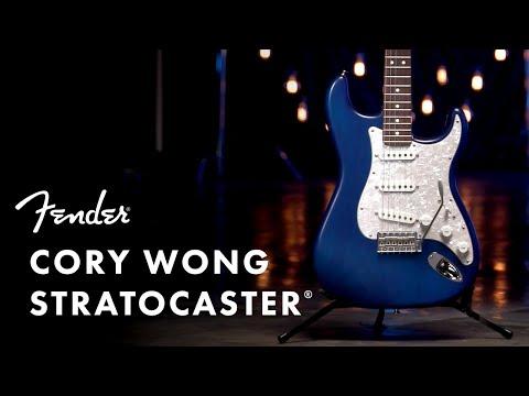 0 Fender Cory Wong Stratocaster
