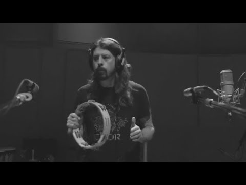 Dave Grohl - Play [Isolated Percussion]
