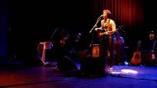 Josh Ritter:  Lantern - Orpheum Theatre (Boston, MA) 5.21.2010  HD
