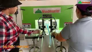 MÁY LÀM MỘNG 1 Đầu CNC WOODMASTER
