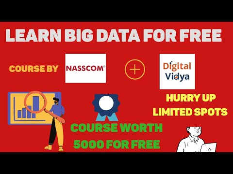BIG DATA CERTIFICATION | For free from NASSCOM ... - YouTube