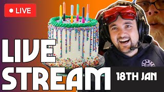 FPV MIX - BIRTHDAY STREAM, CLIP THAT, BACK FROM HOSPITAL