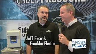 Franklin Electric introduces SubDrive Utility at Groundwater Week 2017